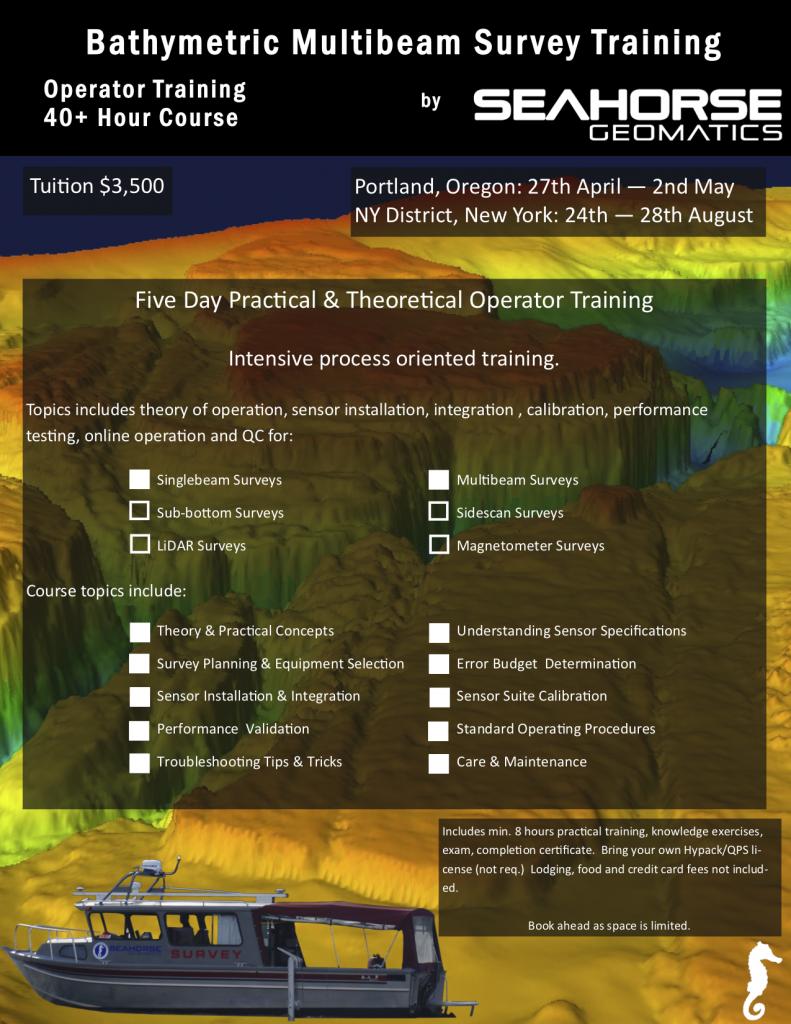Multibeam training