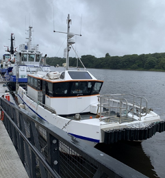 Foyle Surveyor vessel