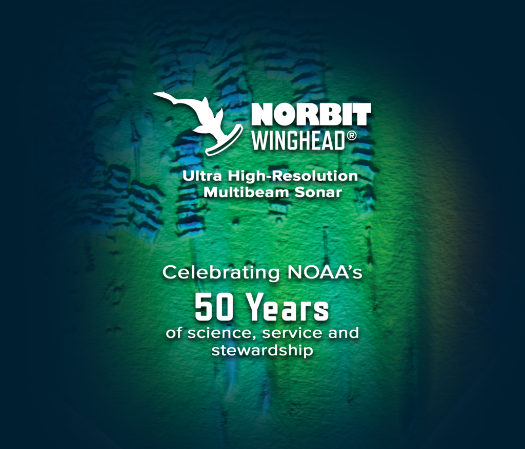 NOAA 50 years