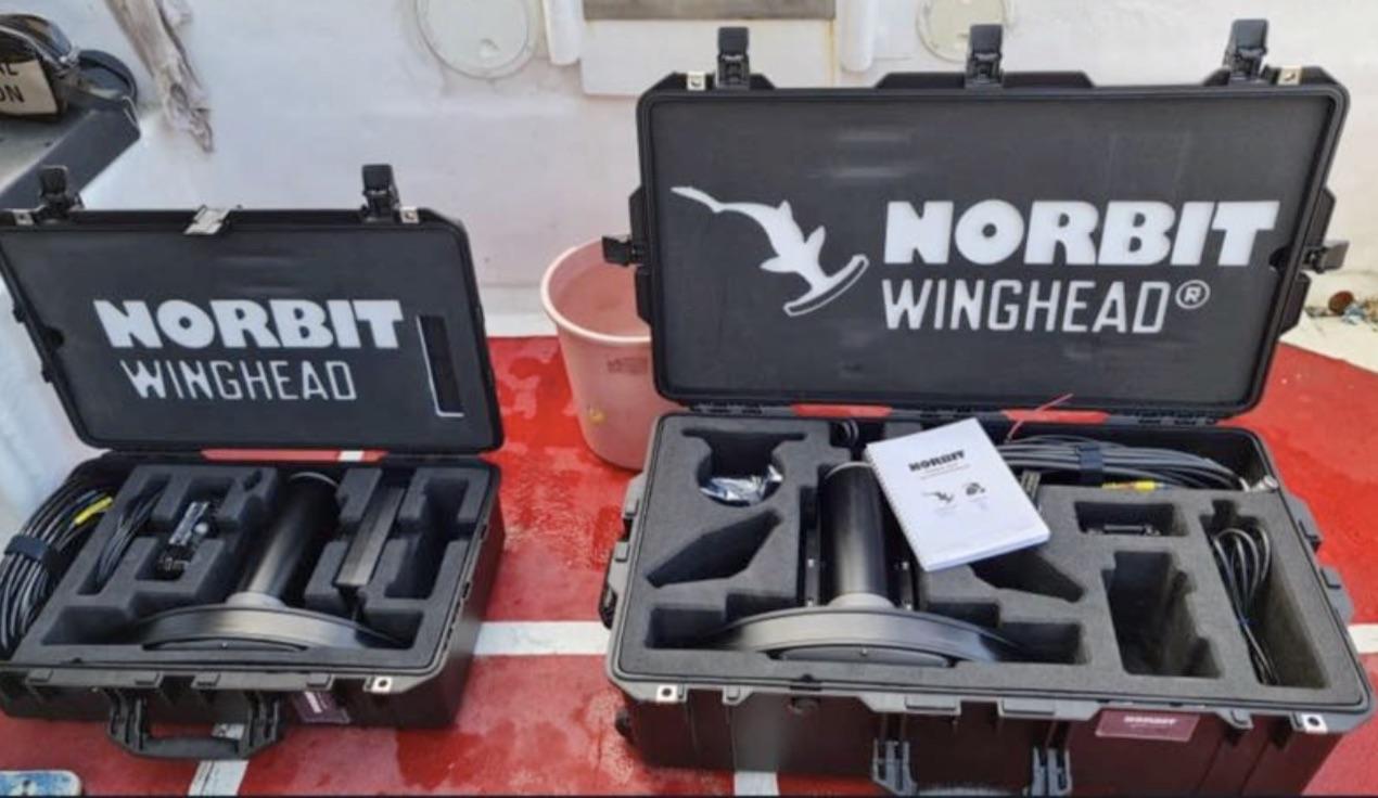 WINGHEAD sonars